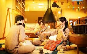 おふろ café utataneで街コン